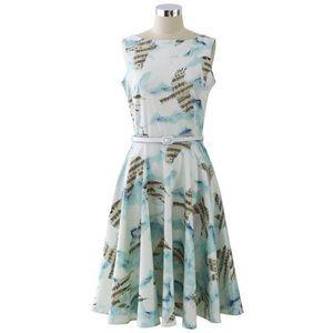 "Chicwish ""Flying Melody"" Dress"